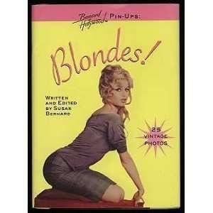 Bernard of Hollywood Pin Ups) (9780446910033) Susan Bernard Books