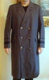 Vietnam Era Brigadier General Paul Krause USAF Heavy Dress Overcoat