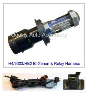 SLIM 9007 HB5 Bi xenon (Hi/Lo) HID Headlight Kit 6000K