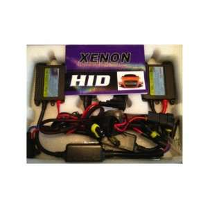 Xenon Hid Conversion Kit Digital Super Slim Ac Ballasts Automotive