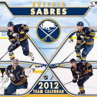 Buffalo Sabres 2012 Wall Calendar 1436086442