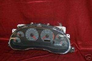 2001 2002 FORD MUSTANG speedometer cluster OEM B1 157