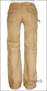 Koi Lindsey Scrub Cargo Pocket Pant Camel   Size Medium