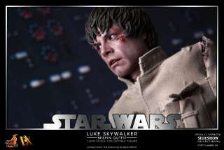 Hot Toys Star Wars   DX07 Luke Skywalker Bespin Outfit Collectible
