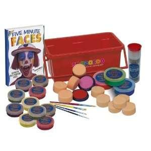Snazaroo   Face Paints Face Paints Professional Face PainterS Kit