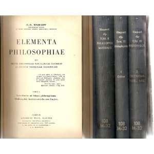 synthesis ad studium theologiae manuducens [4 Volume Set] Books