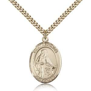 Genuine IceCarats Designer Jewelry Gift Gold Filled St. Veronica