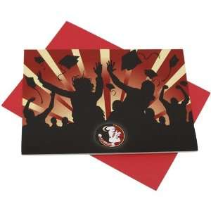 Florida State Seminoles (FSU) Celebration Graduation Card