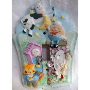 Nursery Rhymes Kids Baby Room Decor Ceramic Decorative