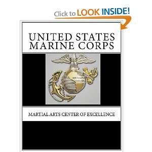 United States Marine Corps: Martial Arts Center of Excellence