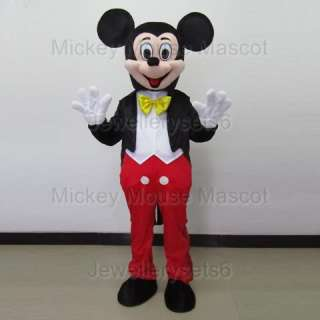 Mickey Mouse Mascot Costume Large Size Cartoon Costume