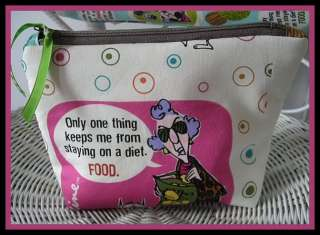 MAXINE cartoon like FUNNY Maxine Purse & Case & Wallet A PURSE WITH AN