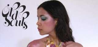 Vtg 70s Maxi Draped High Waist Romantic Goddess Goth Dress Angel Cape