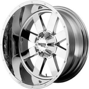Moto Metal MO962 20x12 Chrome Wheel / Rim 5x5 & 5x5.5 with a  44mm