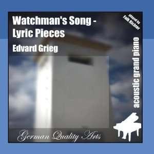 Watchmans Song ( Lyric Pieces ) (feat. Falk Richter