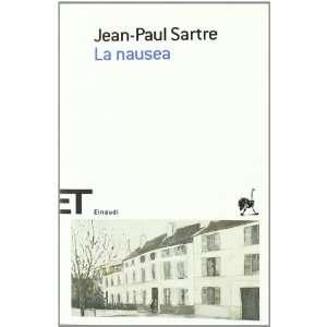 La nausea (9788806173470): Jean Paul Sartre: Books