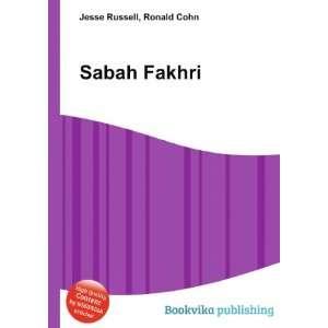 Sabah Fakhri Ronald Cohn Jesse Russell Books