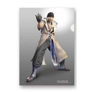 Final Fantasy XIII Clear File Snow Cover Toys & Games