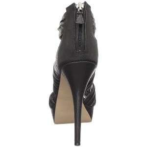 NIB Steve Madden VIKTORE Platform Heels Sandals Lizard 886031041287