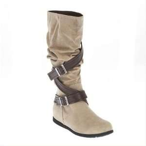 Coconuts DYTMFNAX Womens Dayton Flat Tall Boot Baby
