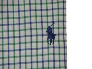 NWT POLO RALPH LAUREN MENS PONY LOGO DRESS SHIRT 14.5 S