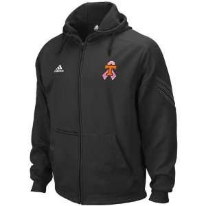 NCAA adidas Tennessee Volunteers Black Breast Cancer Awareness Coaches