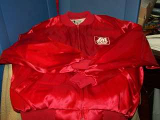 SAVE A LOT Grocery Food Stores Red Nylon JACKET XXL New