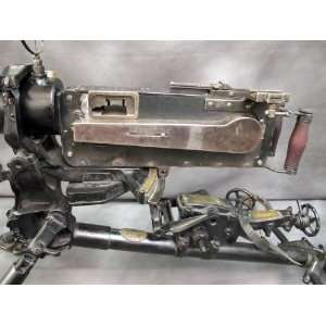 German MG 08 Maxim WWI Display Machine Gun Everything Else