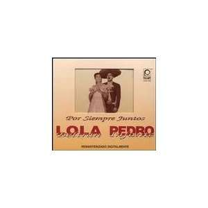 Por Siempre Juntos: Lola Beltran Y Pedro Infante: Music