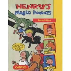 Comix: Henrys Magic Powers Hb (Comix S.) (9780713654011