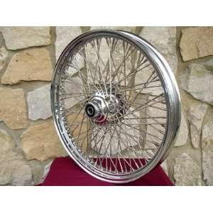 21X2.15 40 SPOKE FRONT WHEEL FOR CUSTOM HARLEY 2000 2005 Automotive