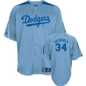 Fernando Valenzuela Brooklyn Dodgers Cooperstown Throwback