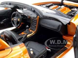 2007 CORVETTE INDY 500 PACE CAR 124 FRANKLIN MINT
