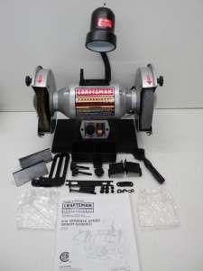 Delta Tools Model 23 880 8 Bench Grinder Lightly Used