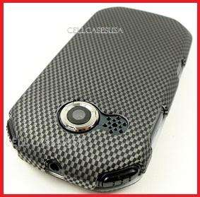 PANTECH CROSSOVER ATT CARBON FIBER LOOK HARD COVER CASE