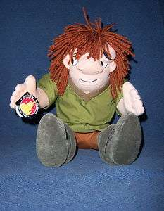 THE HUNCHBACK OF NOTRE DAME QUASIMODO NWT DISNEY STUFFED PLUSH DOLL