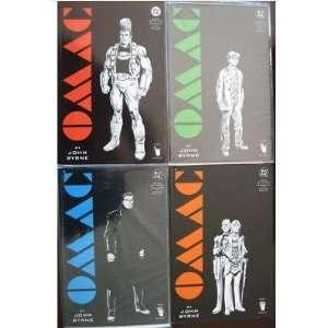 OMAC, one man army corps John Byrne Books