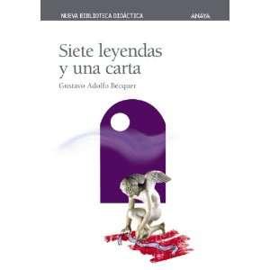 ) Gustavo Adolfo Becquer, Dimas Mas, Jose Maria Ponce Books