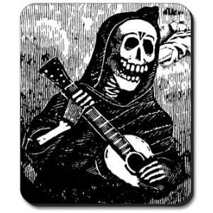 Decorative Mouse Pad Dia de los muertos Day of the Dead Electronics