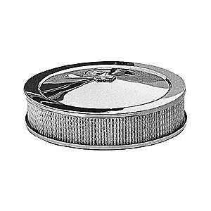 Chrome Air Cleaner; Muscle Car Style Automotive