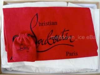 NIB sz 34.5 Christian Louboutin Very Prive Chantilly Lace Pink Satin