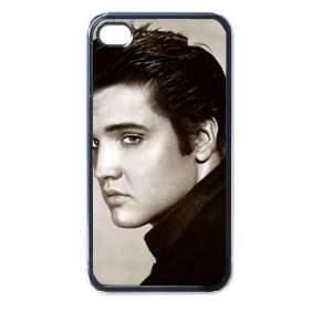 elvis presley v1 iphone case for iphone 4 and 4s black
