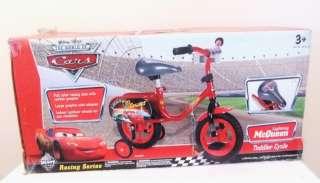 HUFFY Disney Pixars CARS Toddler Bike Tricycle Racing Series