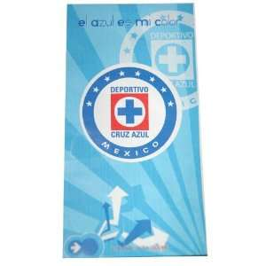Deportivo Cruz Azul Mexico League Fiber Reactive Pool