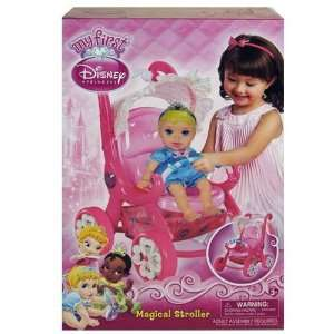 Disney Princess Deluxe Stroller Case Pack 3 Everything