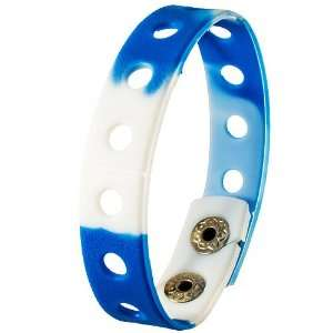DIY Jewelry Making Plastic bracelet for croc charms