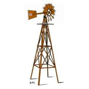 Allis Chalmers 8 Ft. Windmill Patio, Lawn & Garden