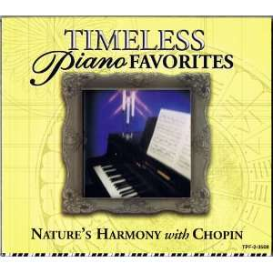 Piano Favorites Natures Harmony with Chopin Frédéric Chopin Music