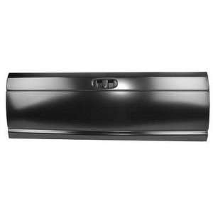 DG90008B Dodge Ram Primed Black Replacement Tailgate Shell Automotive