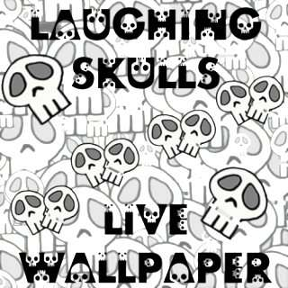 Laughing Skulls PRO Live Wallpaper: Appstore for Android
